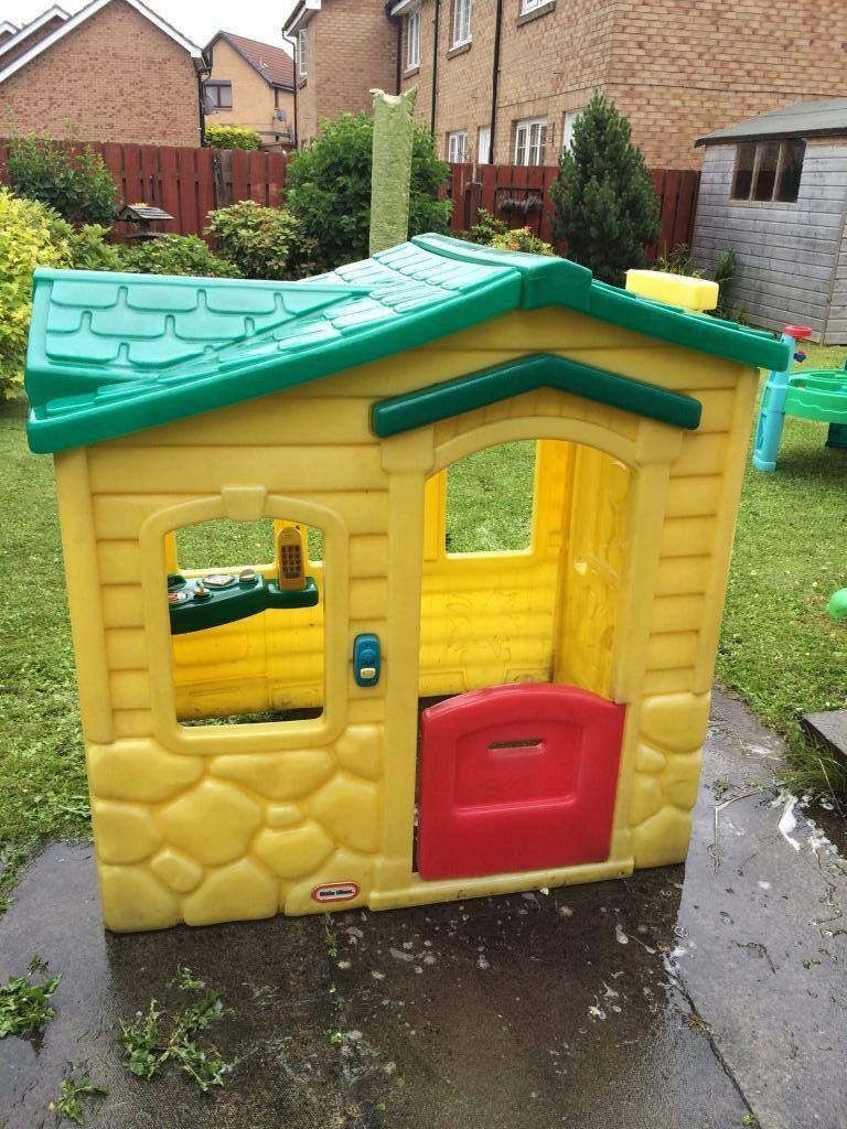 Kids Playhouse Little Tikes Magic Doorbell In South