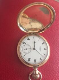 Waltham fob watch