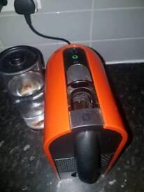 Nespresso pods coffee machine