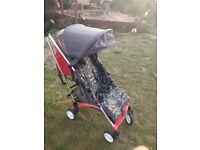 Mothercare pushchair stroller wakefield