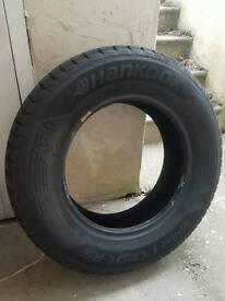 4 x Hankook I'cept RS W442 (Winter Tyre) 195/70 R15 T (97), Reinforced, Winter Tyre