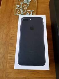 Iphone 7 plus 128GB EE
