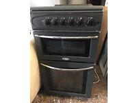 BELLING GAS COOKER IN EXCELLENT CONDITION WITH GLASS TOP