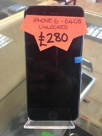 iPhone 6 -64 gb