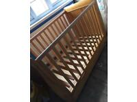 My baby's cot bed