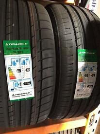 235/45/18 98Y BRAND NEW TYRE TRIANGLE