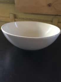 Round Ceramic Counter Top Bathroom Sink
