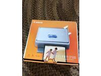Canon selphy cp500 compact photo printer