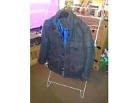 Boys Ted Baker duffle coat aged 9/10