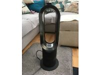 DYSON Hot/cold fan Black with remote control