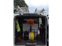 Window cleaning full kit / equipment pure wash water system