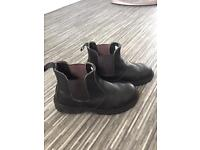 PortWest steal toecap work boots size 8
