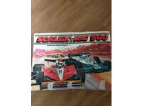 ****SCALECTRIX 500 FORMULA ONE- VINTAGE & COLLECTABLE - PLUS EXTRAS****