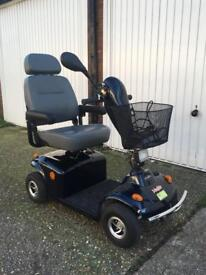 2015 Freerider Mayfair 4mph Mobility scooter with 3 Months Warranty