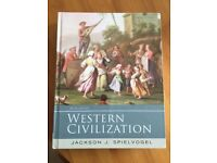 Western Civilization by Jackson J. Spielvogel. Ninth Edition.