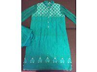 Shalwaar Kameez-Kurta-Pakistani Indian Dresses-Agha Noor-Asim Jofa-Designer wear