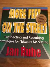 More Feet on the Street - Jan Ruhe. New