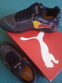Puma Red Bull Racing Formula 1 F1 shoes UK 9