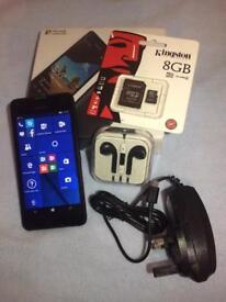 Nokia Lumia 550 unlocked £55