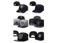 Oakland Raiders mitchell & Ness snapbacks
