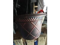 Hanging pot (med/large)