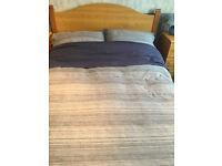 Sleepeezee Double Bed with large drawer plus Headboard