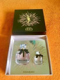 YSL MON PARIS EAU DE PARFUM Yves Saint Laurent Gift Set Brand New
