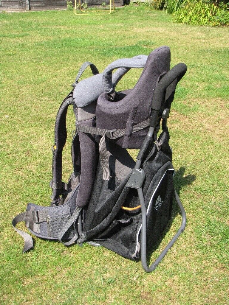 33512ab5e01 Vaude Baby Carrier   Backpack - perfect condition