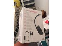Beats by dr dre solo 3 wireless matte black headphones