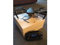 DJI Mavic Pro drone with extra battery, hard carry case and many extras.