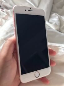 Unlocked Apple iPhone 6s 16gb perfect condition