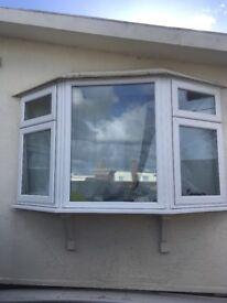 2 X double glazed windows .. 1200H x 2100W