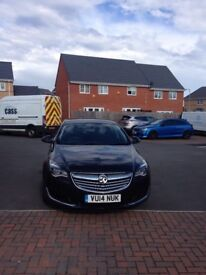2014 Vauxhall insignia for sale
