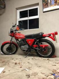 Harley Davidson sst250 1976