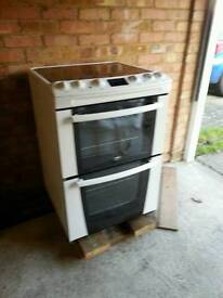 Zanussi model - ZKC6020 Electric Cooker