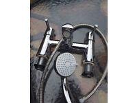 Shower mixer tap