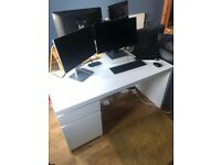 Desk - Ikea - MALM