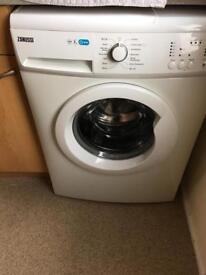 ***MUST GO TONIGHT*** Zanussi 7kg 1300 spin washing machine