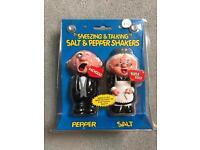 Funny Salt & pepper shakers