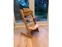 Stokke Tripp trap high chair