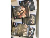 Twilight Saga Books and DVD's