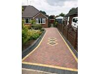 groundworker and block paver needed