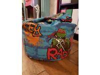 Teenage mutant turtle beanbag