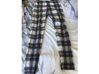 Women's leggings size 12