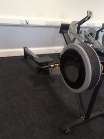 Model C Concept 2 rower with PM2 Monitor,Commercial gym equipment