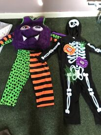 2-3 years dressing up costumes