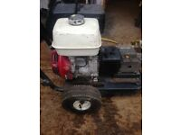 Honda 390 pressure washer