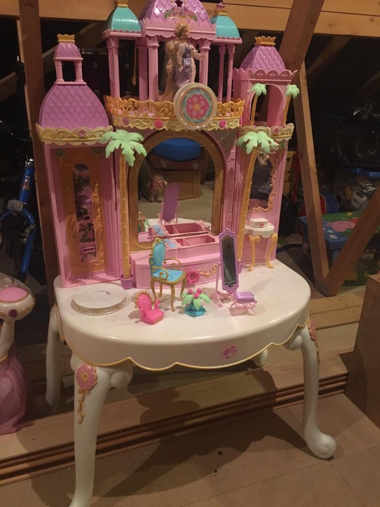 Barbie Island Princess - Vanity Table | in Redditch ...