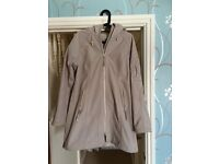 Isle Jacobsen Cream / Beige Raincoat