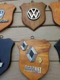Car badges 7